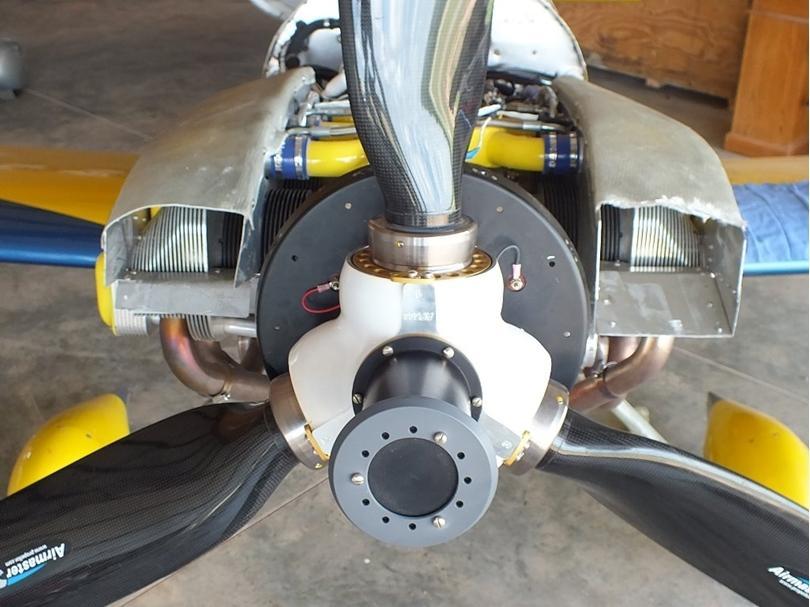 Testing Propellers