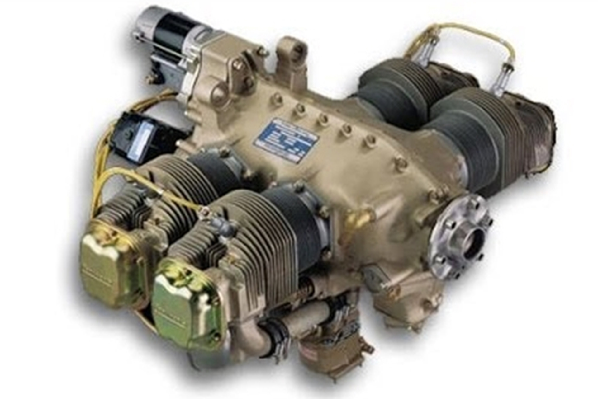 Picture of Continental O-200